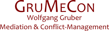 Wolfgang Gruber Mediation & Conflict-Management